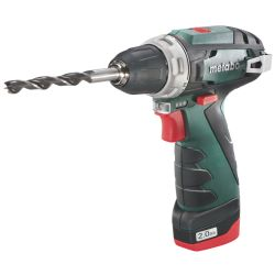 Atornillador Metabo PowerMaxx BS Basic